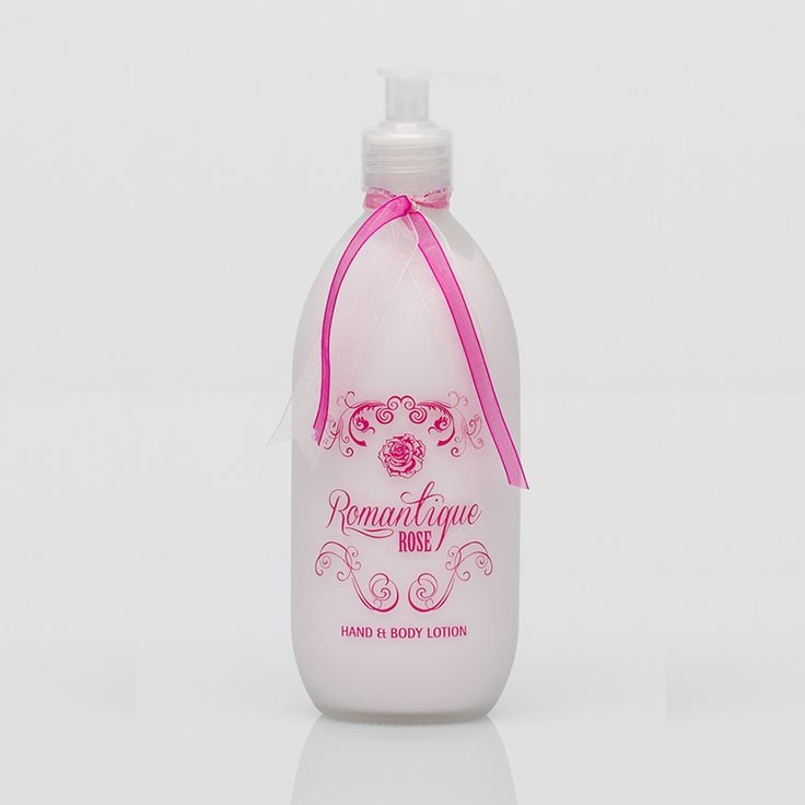 Romantique Rose Hand & Body Lotion