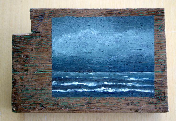 zee, door Wim Hofman foto: Bo de Jong