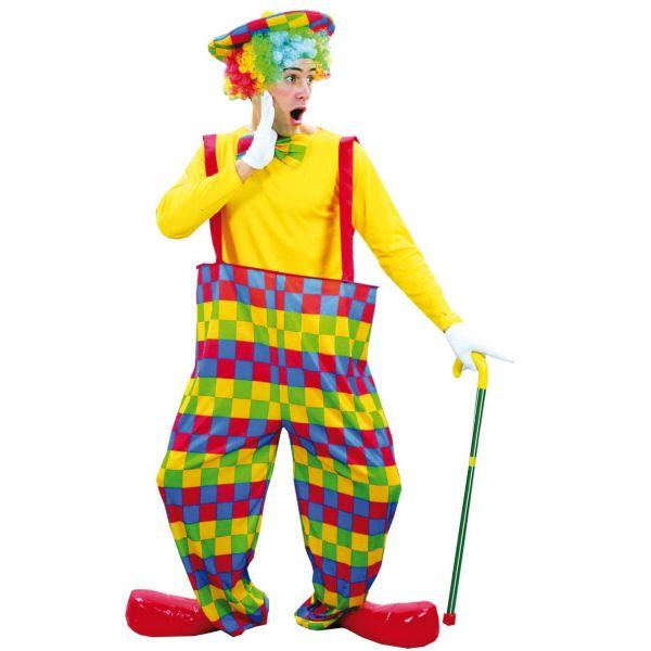 Disfraz de payasos - Imagui