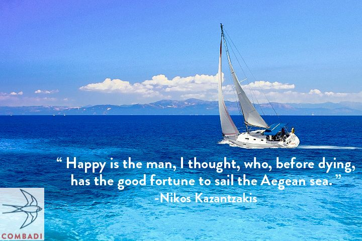 Sailing Traveling Quotes