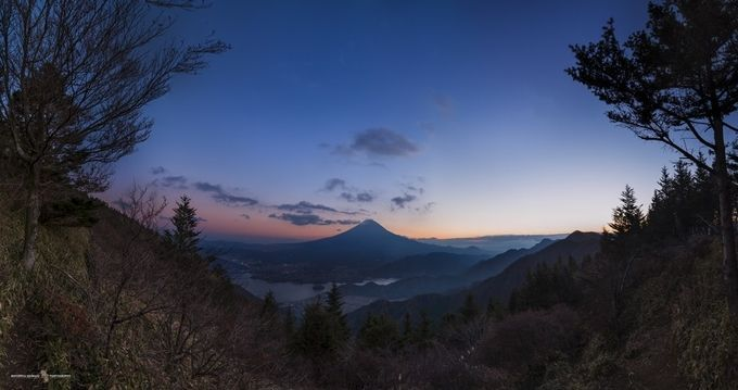 "Photo ""Mt.Fuji-4photosPanorama"" by motohisashimazu"