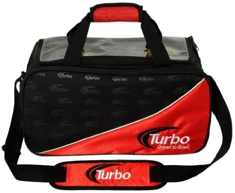 Turbo 2 Ball Tote Bowling Bag Red Black In 2020 Bowling Bags Bags Tote
