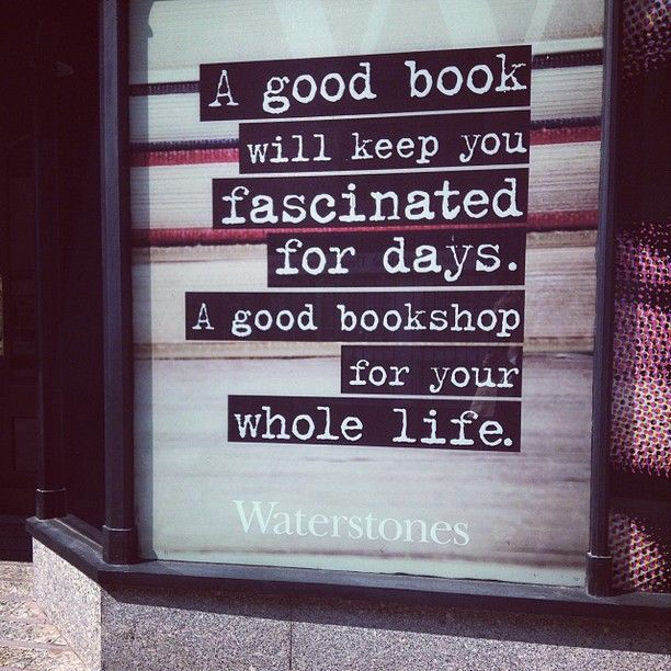 Book and bookstores