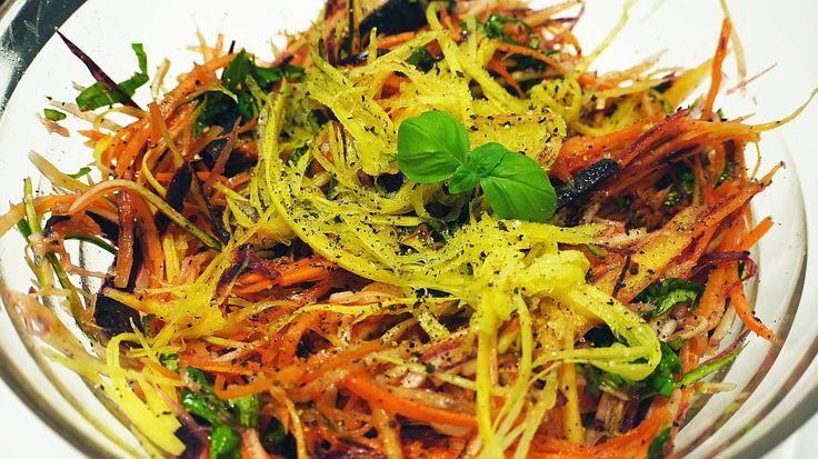 Polskie South Beach: Surówka z marchewki