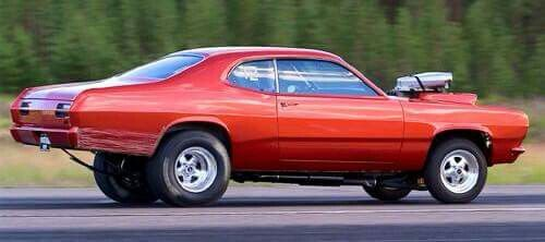 '70 Plymouth Duster