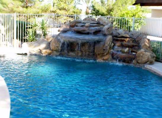 Stunning Cave & Pool Grotto Design