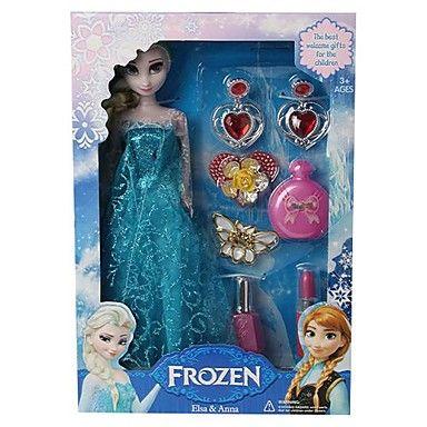Disney™ Frozen Elsa Cosmetic Toy Set. Only at www.pandadeals.co.uk