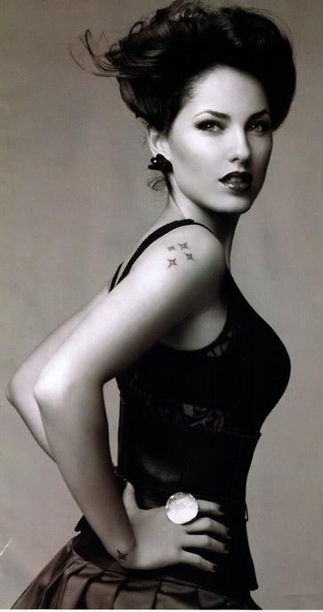 Barbara Mori - Mexican, Japanese, Uruguayan descent.  (Actress)