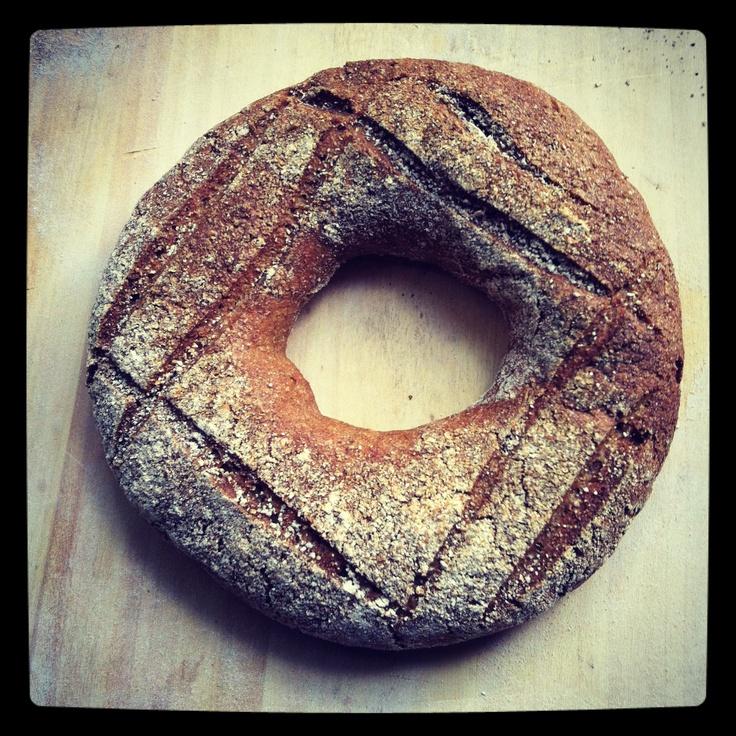 Ruisleipa...Finnish bread