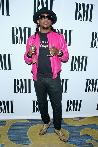 Recording artist Trinidad James attends the 64th Annual BMI Pop Awards held at the Beverly Wilshire Four Seasons Hotel on May 10, 2016 in Beverly Hills, California.
