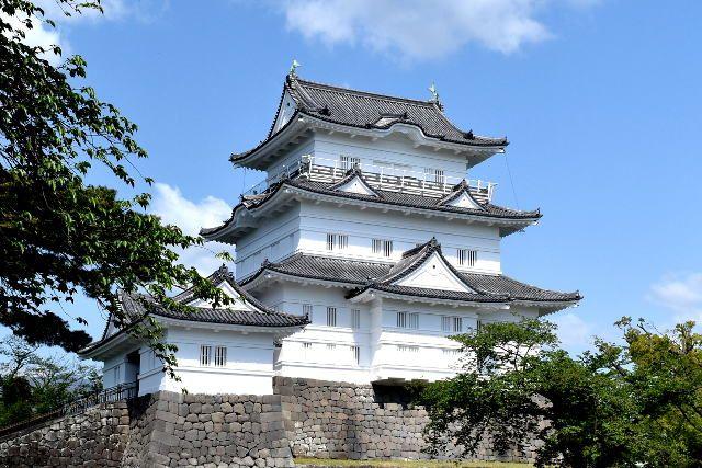 小田原城に行くなら今!平成の大改修で美しく生まれかわった天守閣は必見