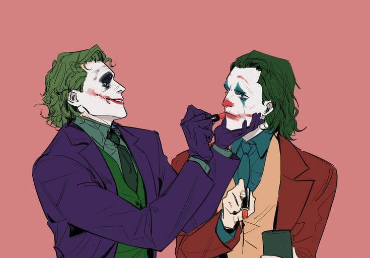 Joker art collection to put a smile on your face – The Designest