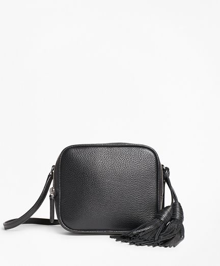 Tasseled Leather Cross-body Bag   Wishlist in 2018   Pinterest ... d75c3e75bc