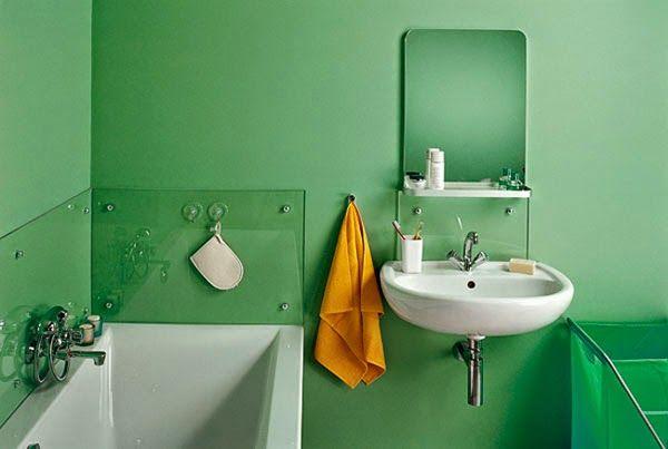 отделка стен в ванной без плитки - Поиск в Google