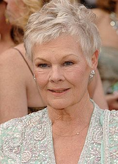 "Dame Judith Olivia ""Judi"" Dench, CH, DBE, FRSA is an English film, stage and television actress. Dench made her professional debut in 1957 with the Old Vic Company. A wonderful person and actress."