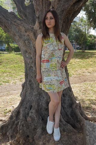 La Bella Donna - Φόρεμα Made by JK-London