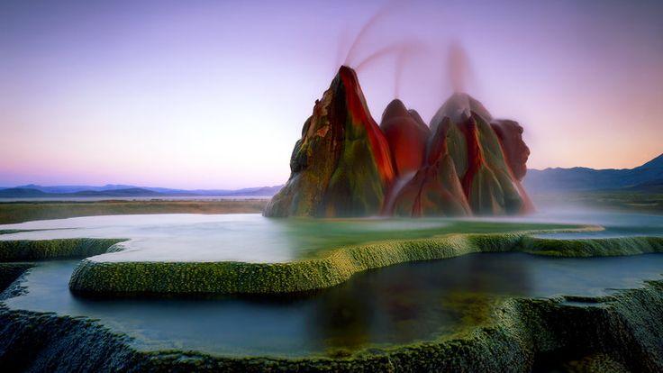 Fantastyczne krajobrazy jak z Photoshopa. Te miejsca istnieją naprawdę!