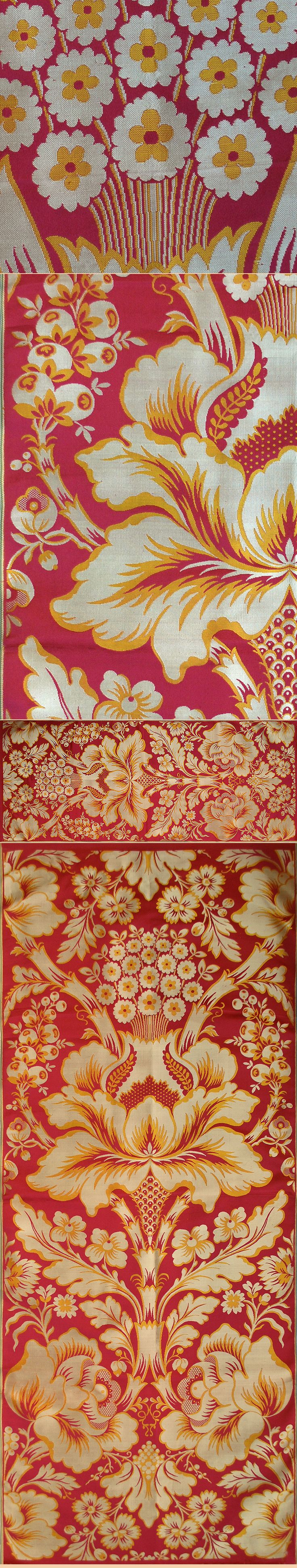 French Textiles - TextileAsArt.com, Fine Antique Textiles and Antique Textile Information