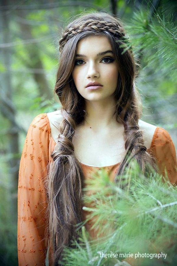 45 Trendiest Bohemian Hairstyles For Women Fashion