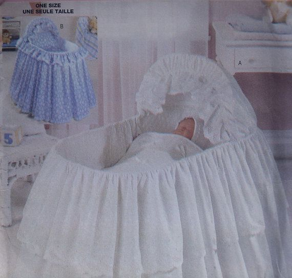 Winters bassinet skirt patterns amature