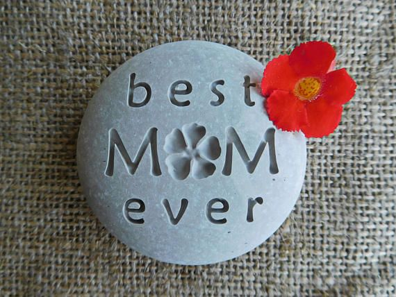 Best Mom Ever / Gifts for Mom / Family Gifts / Je T'aime