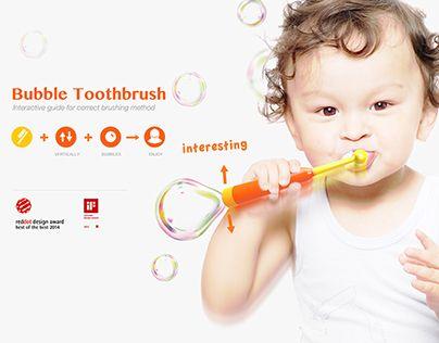 查看此 @Behance 项目: \u201cBubble Toothbrush\u201d https://www.behance.net/gallery/24618211/Bubble-Toothbrush