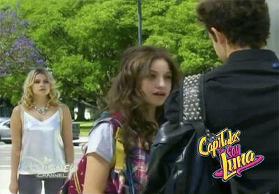 """Soy Luna - Capitulo 34   Miralo a continuación... """"Opcion 1 (A color)""""  """"Opcion 2 (Blanco y negro) """"  Series Soy Luna Capr"""