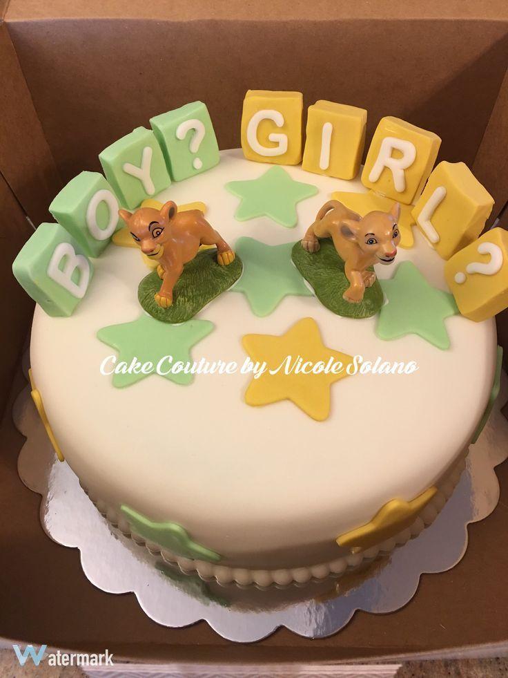 218 Best Lion King Baby Ideas Images On Pinterest Infant Photos - Lion King Wedding Cake