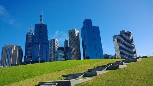 Birrarung Marr, Melbourne