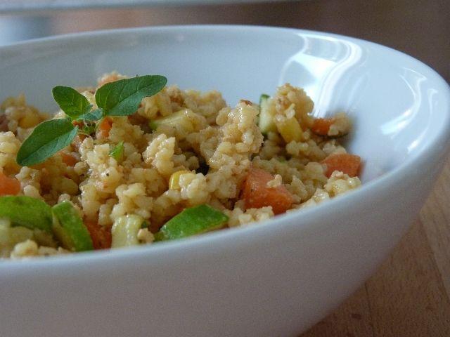 Bulgur colorato – Vegan blog – Ricette Vegan – Vegane – Cruelty Free