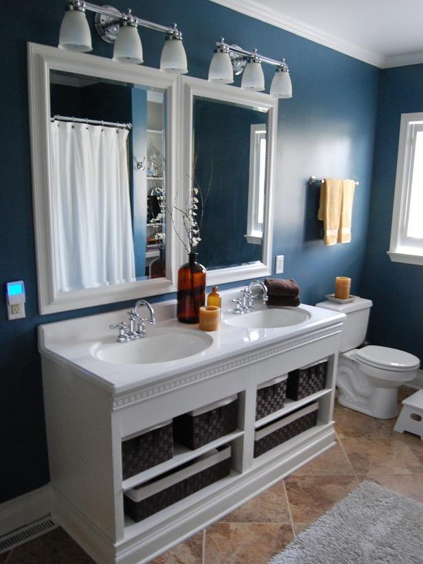 Vanities Bathroom And Budget Bathroom On Pinterest