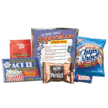 Customer Service Appreciation Snack Pack