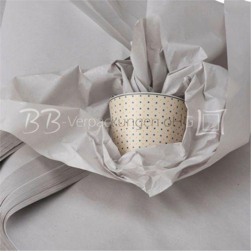 Packseide-in-4-Sorten-Seidenpapier-Geschirrpapier-Packpapier-weiss-oder-grau