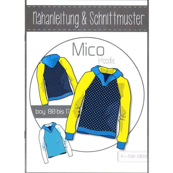 MICO | bis Gr 176 | Raglanshirt + Hoodie | ki-ba-doo