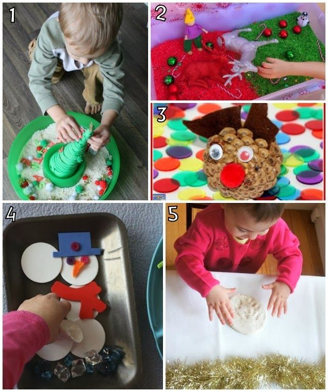 Learn with Play at home: 10 Christmas Activities for Toddlers (and older kids too)