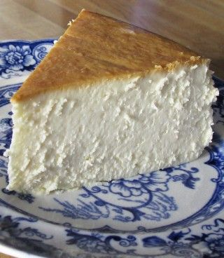 New York Cheesecake ~ New York cheesecake is the best cheesecake I have ever tried.