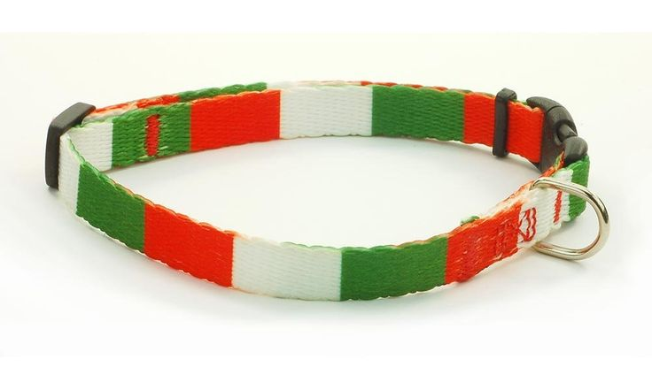 Italian Flag Cat Collar by PatriaPet -- To view further for this item, visit the image link. (This is an affiliate link and I receive a commission for the sales)