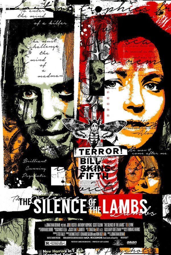 Could you help or wirte an essay on silence of the lambs for me?