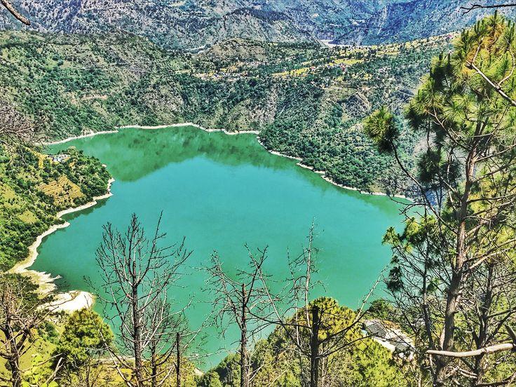 Chamba valley, ravi river