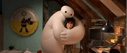 10 Times Baymax Was Our Spirit Animal