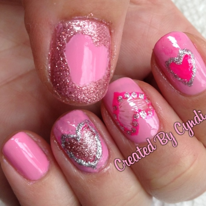 77 best Mother\'s Day Nail Art images on Pinterest | Nail art ideas ...