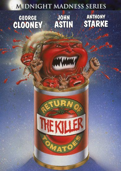 Return of the Killer Tomatoes (Midnight Madness Series)