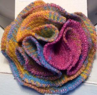 Harris Tweed rosette