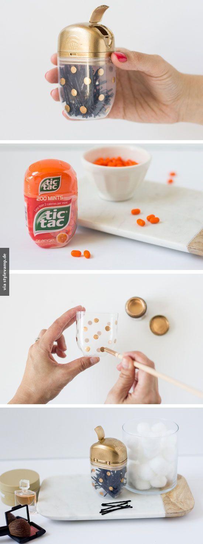Praktischer Beauty Tipp!