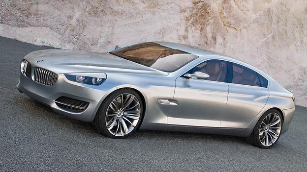 BBC - Autos - The greatest BMW concept cars