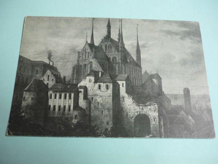 (27-10) Karte Fromburg Frauenburg Ostpreußen Polen Dom nach einem alten Stich in Sammeln & Seltenes, Ansichtskarten, Europa | eBay