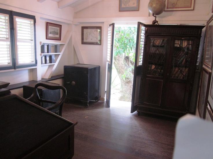 Habitation Clement - The office
