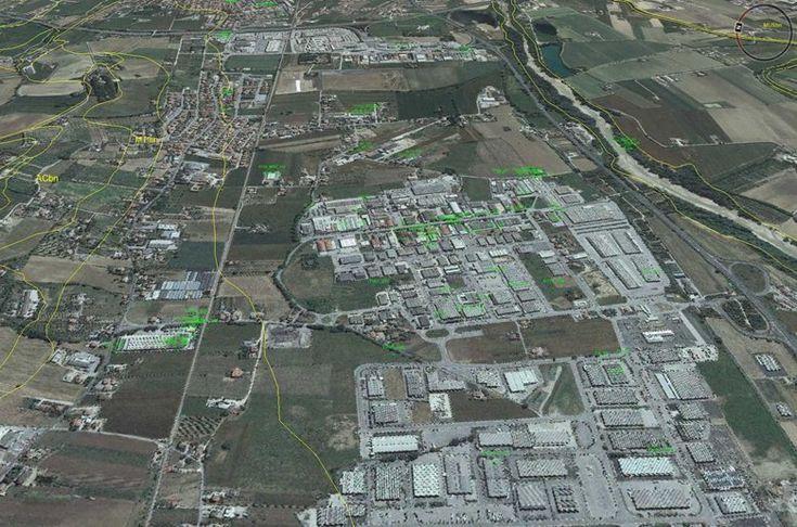 Geologia 3D della Bassa Val di Chienti, 2013 - Alberto Antinori