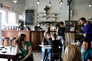 Book cafes for a read and feed Restaurants