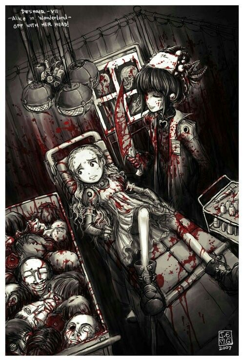 ((Rp)) -two other kids were tied up, along with me, we all trembled in fear as we looked at the heads- H-HELP ME -breathes heavily-